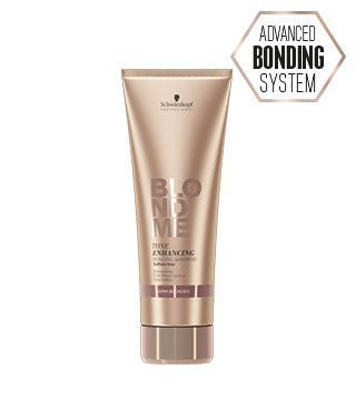 BLONDME Warm Tone Enhancing Bonding Shampoo