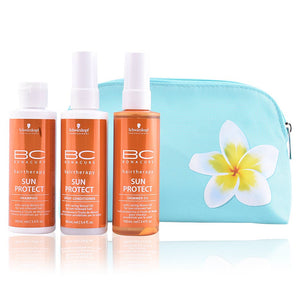 Schwarzkopf Professional - Eds Hair Bramhall - BC Sun Protect Travel Kit