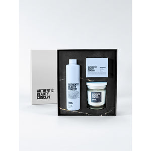 Authentic Beauty Concept Hydrate Christmas Gift Set at Eds Hair Bramhall