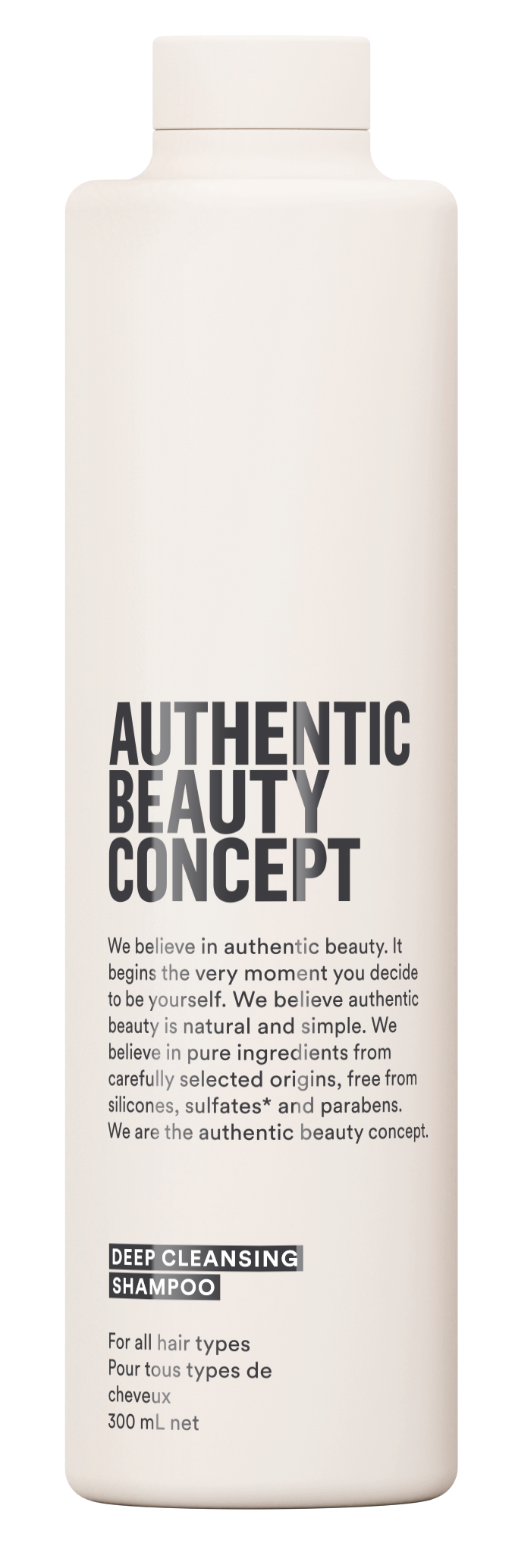 Authentic Beauty Concept Deep Cleansing Shampoo