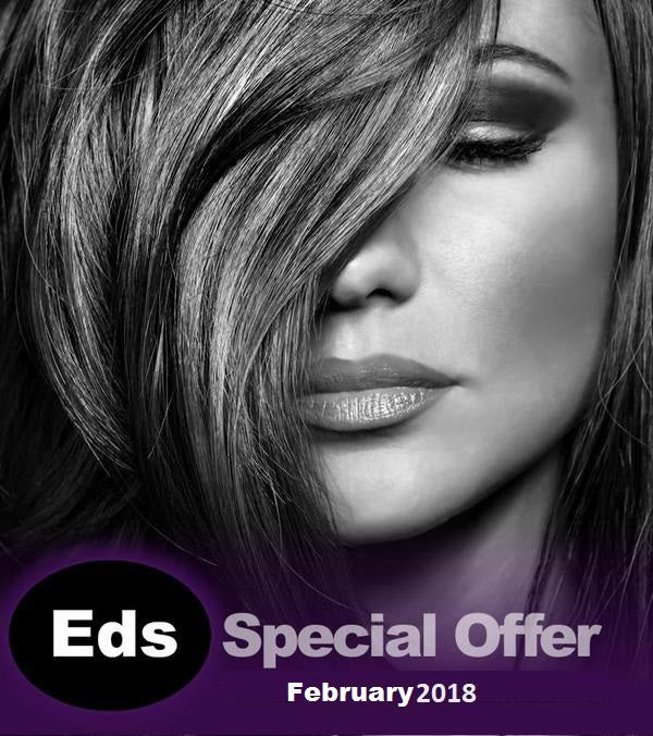 Eds Bramhall - Brazilian Blow Out - Valentine's Promotion February 2018