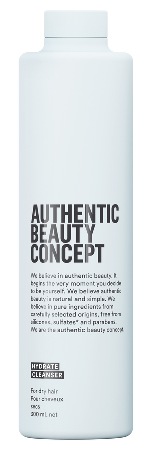 Eds Hair - Authentic Beauty Concept - Hydrate Cleanser 300ml