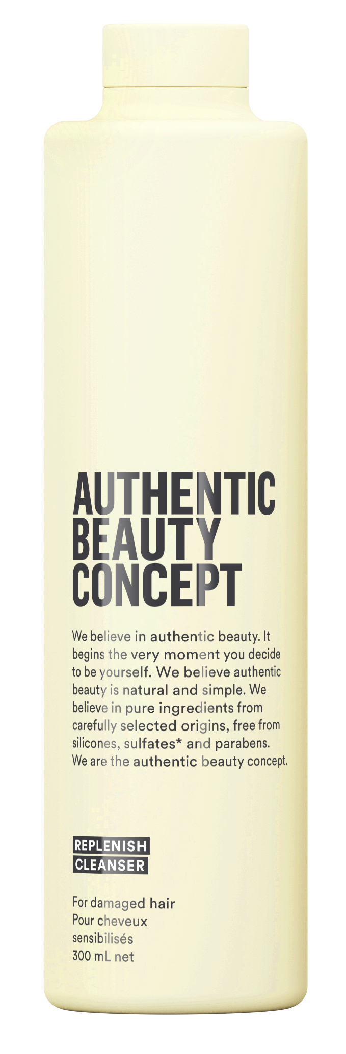 Eds Hair - Authentic Beauty Concept - Replenish Cleanser 300ml