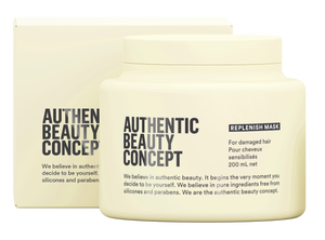 Eds Hair - Authentic Beauty Concept - Replenish Mask 200ml