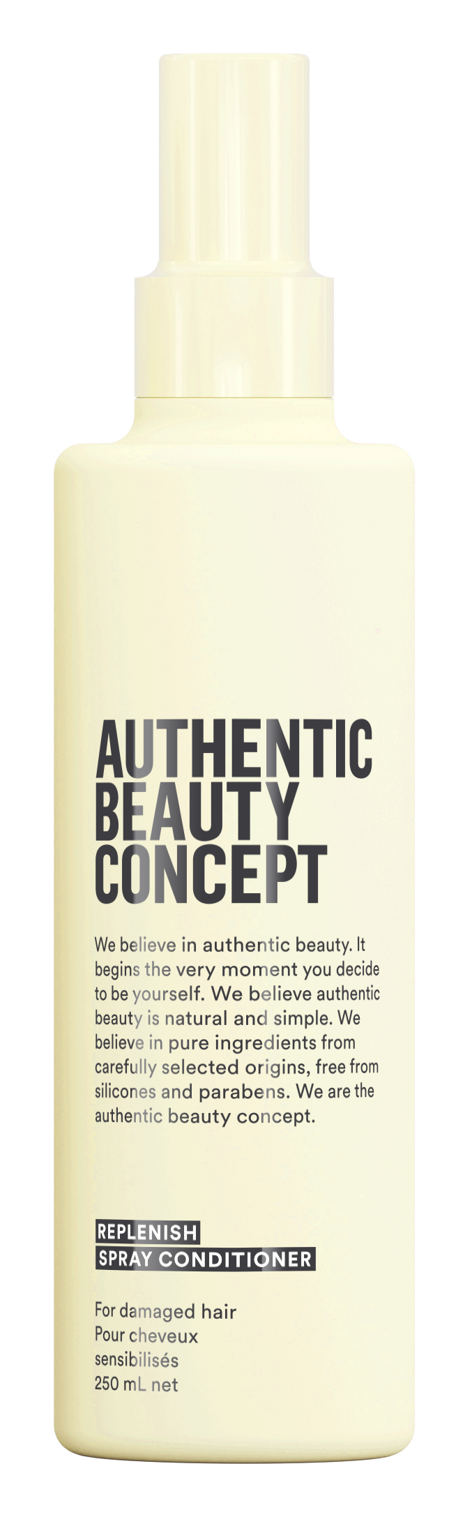 Eds Hair - Authentic Beauty Concept - Replenish Spray Conditioner 250ml
