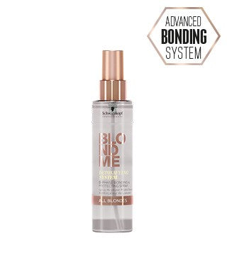 BlondMe Detoxifying System Bi-Phase Bonding & Protecting Spray