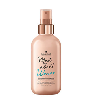 Mad About Waves Sea Blend Texturizing Spray