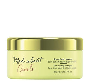 Mad About Curls Superfood Leave-In Treatment