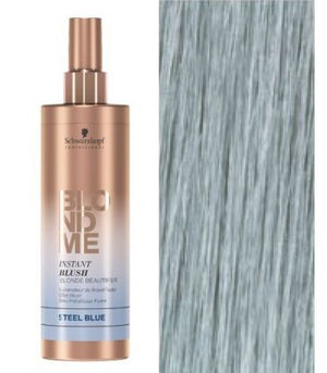 BLONDME Instant Blushes Steel Blue
