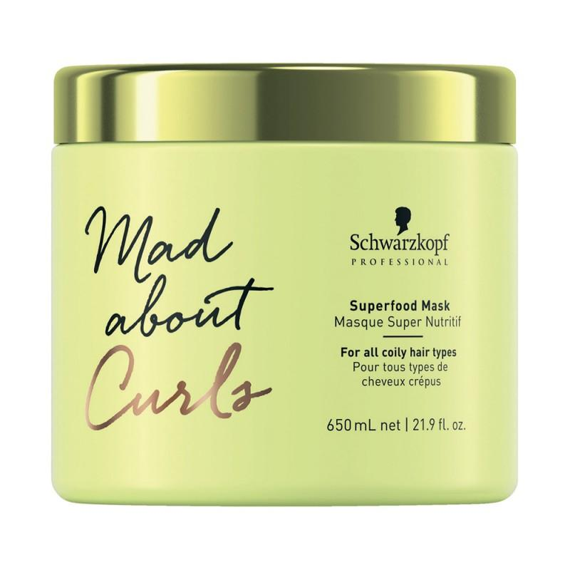 Mad About Curls Superfood Mask Treatment at Eds Hair Bramhall (Manchester)