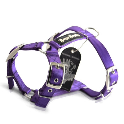 Dog Harness - Supatuff Slimfit (PURPLE)