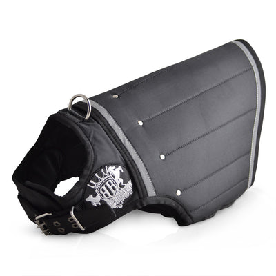 Rogue Royalty Canine Weight Vest - Black