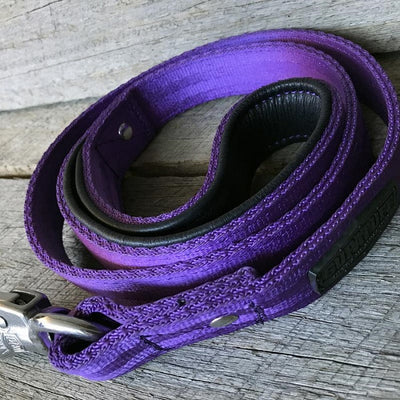 SupaTuff Heavy Duty Dog Leash - Purple