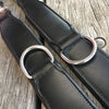 Leather Dog Collars - Classic Black