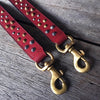 DOG LEASH - IMPERIAL BURGUNDY