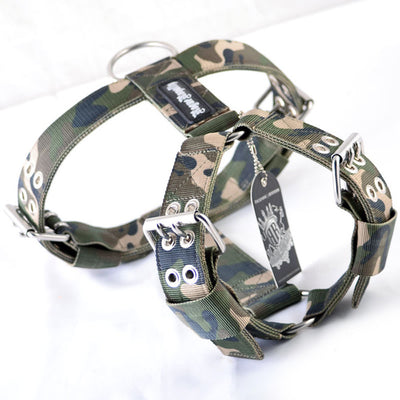 "Dog Harness - SupaTuff ""Militia"" - Ultimate Strong Dog Harness"