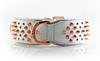 Dog Collar - ICED OUT ROSE GOLD