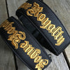 Dog Collar - SupaTuff Embroidered RR