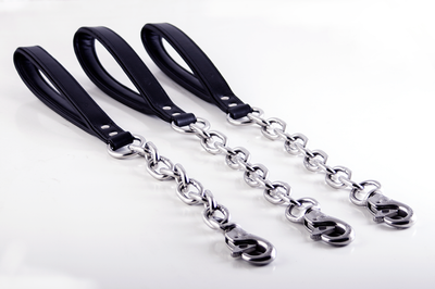 "Dog Leash - ""Titan"" - Heavy Chain 60cm"