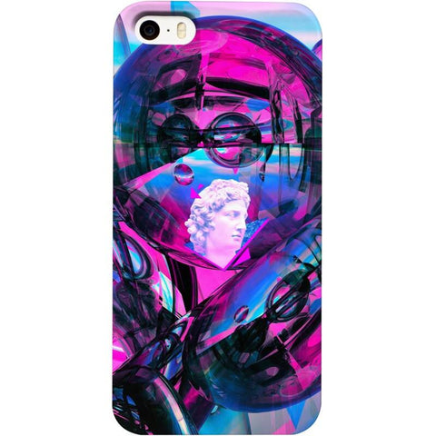 的愛会 Aesthetica vaporus Abstract Phone Case