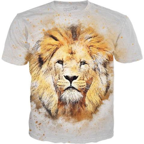 Majestic Lion T-shirt
