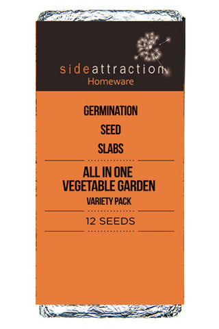 corporate gift vegetable slab of seed