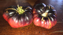 BLACK  BEAUTY HEIRLOOM TOMATOES x 15 SEEDS