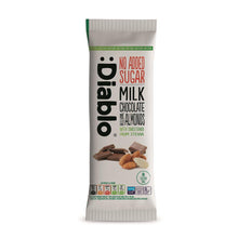 Sugar Gluten Free Milk Almond Chocolate|heart-cafe.co.uk
