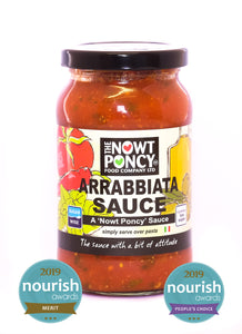 Low Carb Gluten Free Arrabbiata2x359g|heart-cafe.co.uk