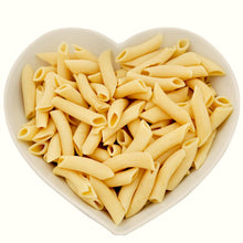 Low Carb Penne Pasta-heart-cafe.co.uk