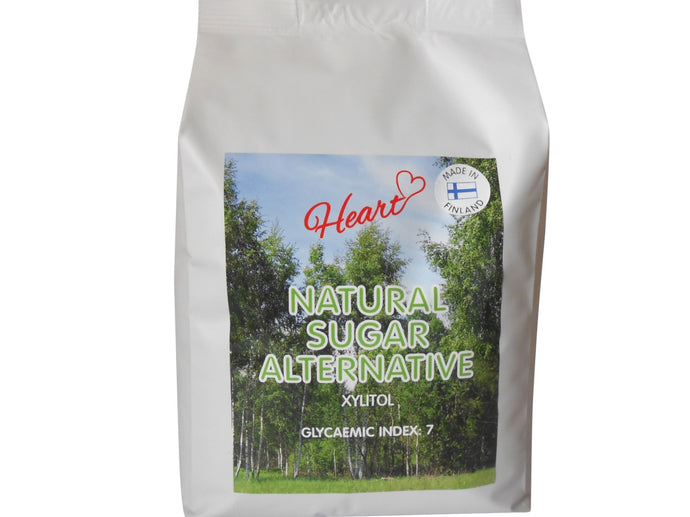 Sweetener Xylitol 1Kg From Finland|heart-cafe.co.uk