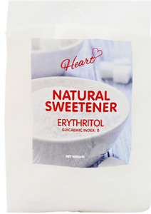 100% Erythritol Natural Sweetener Zero Carb Diabetic Friendly