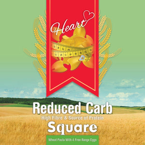 Low Crab Wheat Square Pasta 5Kg Loose|heart-cafe.co.uk