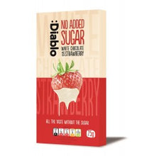 No Added Sugar Gluten Free Strawberry White Chocolate|heart-cafe.co.uk