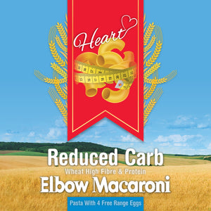 Low Carb Wheat Elbow Macaroni Pasta-heart-cafe.co.uk