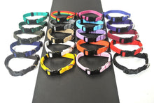 Load image into Gallery viewer, Adjustable Dog Puppy Collars 13mm Wide In Various Colours X Small And Small