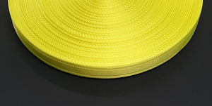 25mm Cushion Webbing In Various Colours And Lengths Ideal For Dog Leads Collars Straps Bags Handles
