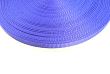 Load image into Gallery viewer, 16mm Wide Webbing In Royal Blue