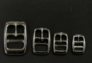 Caveson Buckles Nickel Plated In Widths Of 10mm 13mm 16mm 20mm 25mm Ideal For Dog Collars Webbing Straps Belts