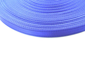 25mm Cushion Webbing In Various Lengths In Royal Blue