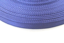 Load image into Gallery viewer, 25mm Cushion Webbing In Various Lengths In Navy