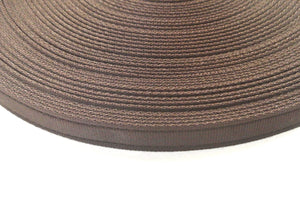 25mm Cushion Webbing In Various Lengths In Brown