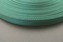 Load image into Gallery viewer, 25mm Cushion Webbing In Various Lengths In Forest Green