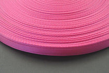 Load image into Gallery viewer, 25mm Cushion Webbing In Various Lengths In Cerise