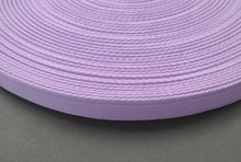 Load image into Gallery viewer, 25mm Cushion Webbing In Various Lengths In Lilac