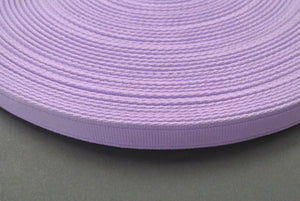 25mm Cushion Webbing In Various Lengths In Lilac