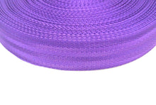 Load image into Gallery viewer, 38/40mm Wide Herringbone Webbing 19 Colours For Dog Collars Straps Handles Crafts