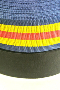 76mm Wide Webbing In 2 Colours In Various Lengths