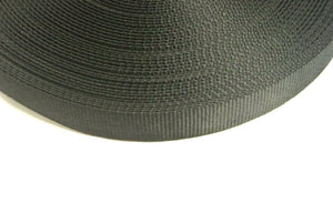 32mm Webbing In Black