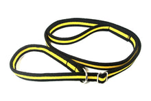 "Load image into Gallery viewer, 60"" Long Dog Slip Leads Training Obedience Leash 20mm 25mm Soft Various Colours"